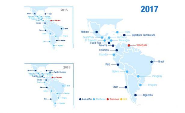 El 76% de las empresas españolas aumentará sus inversiones en Iberoamérica