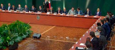 Encabeza Peña Nieto reunión inmediata sobre protección a periodistas