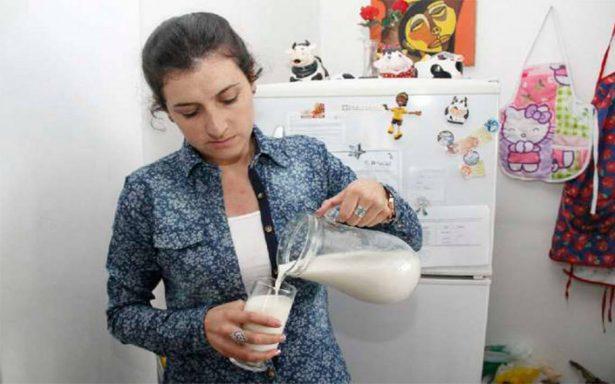 México consume 132 litros de leche; 50 menos que otros países
