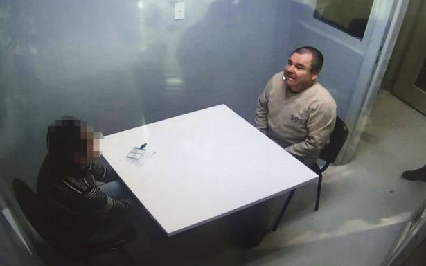 Niegan a El Chapo reuniones cara a cara con su abogado