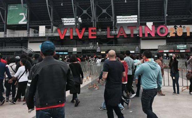 #ViveLatino2017: Revelan las bandas presentes en la Carpa Intolerante