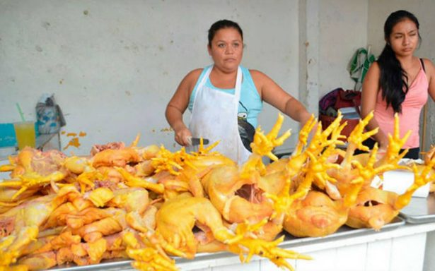 Con aumento de precio, pollo será un lujo para pocos esta Navidad
