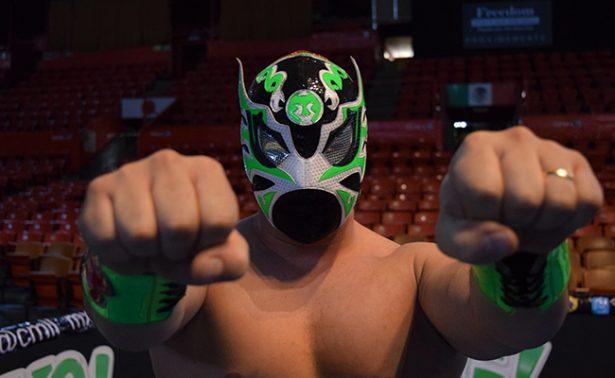 Niebla Roja y Gran Guerrero ¿Por las máscaras? en la Arena México