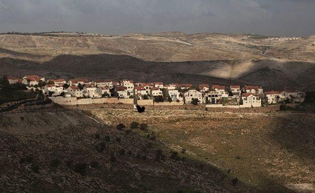 México lamenta legalización de colonias israelíes en Cisjordania
