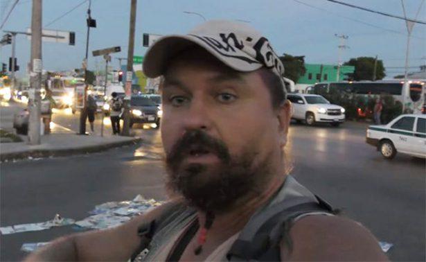 #LordNaziRuso se recupera tras intento de linchamiento