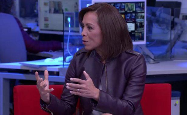 Soy el plan A de mi partido en el Edomex, afirma Josefina Vázquez Mota