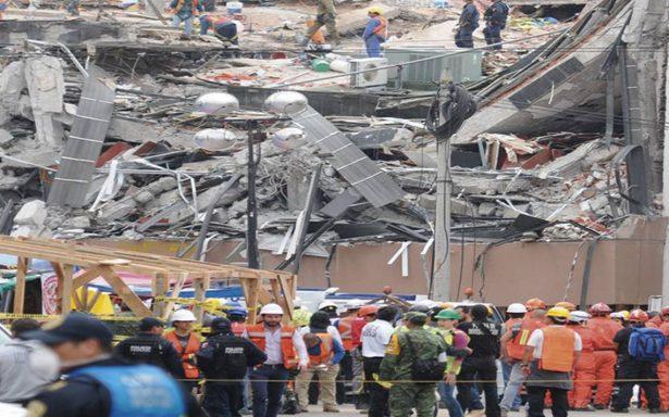 Dan dinero vía cajeros móviles para afectados por sismo