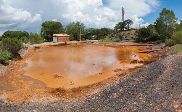 Cananea: el yacimiento de la contaminación
