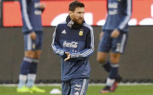 Argentina por su pase al Mundial