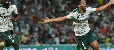 Santos derrota al América y se mete de lleno a la lucha por la liguilla