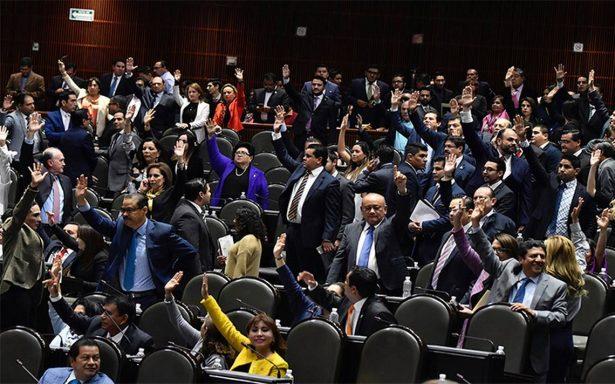 Aprueban en la Cámara de Diputados ley de desaparición forzada