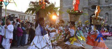 Celebran el 485 años de Oaxaca como ciudad