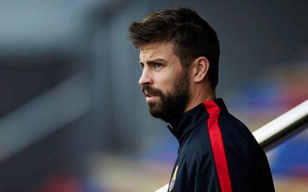 Piqué critica al Gobierno español y no sabe si seguirá con la Selección