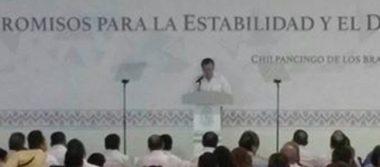 Presentan plan de austeridad en Guerrero