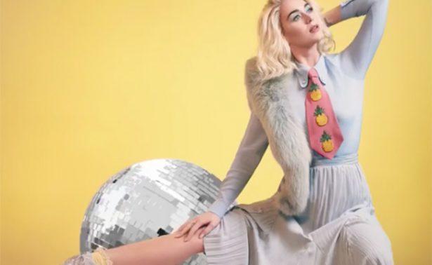 """Quedarás """"encadenado"""" a Katy Perry con su nueva canción"""