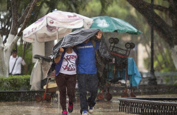 Tormentas, lluvias y calor se prevén en varias regiones del país