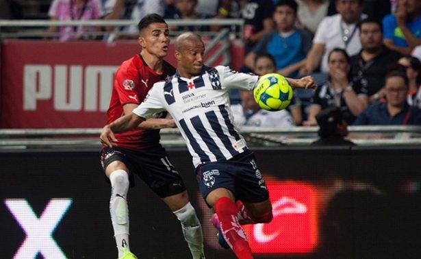 Monterrey gana en casa con goles de Funes Mori