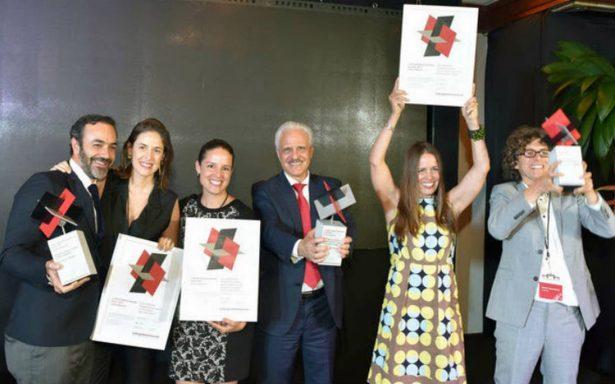 Investigadores de la UNAM ganan primer lugar en final latinoamericana de los LafargeHolcim Awards