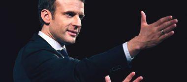 Sube la Bolsa de París 4.0 por ciento tras la victoria de Emmanuel  Macron
