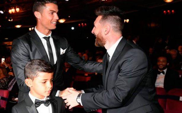 Para CR7, el ciclo Cristiano-Messi apenas comienza