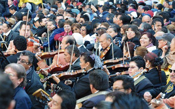 Con mariachi y todo, celebrarán en Garibaldi el Día del Músico