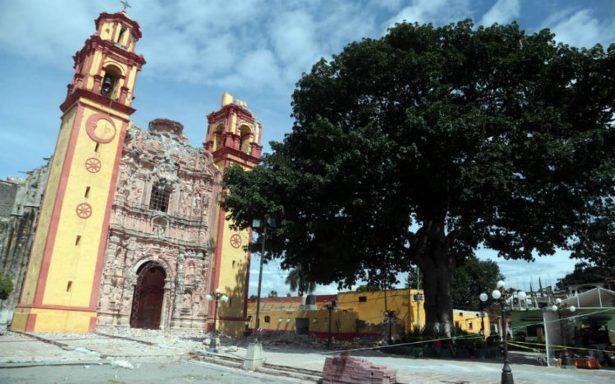 Iglesia recauda más de 17 mdp para damnificados de sismo
