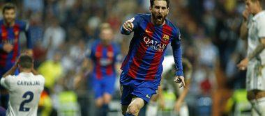 Barcelona se impone 3-2 ante el Real Madrid en el clásico