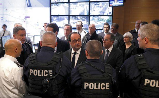 Detienen a tres familiares del autor del atentado en París