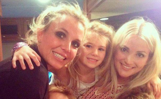 Sobrina de Britney Spears se recupera tras grave accidente