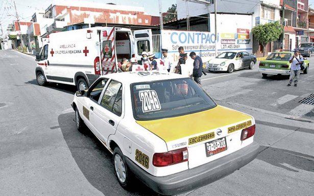 Taxistas piden participar en el nuevo reglamento de Tránsito