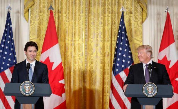 Canadá y EU siempre serán socios esenciales: Justin Trudeau