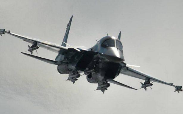 Aviación rusa elimina cerca de 200 yihadistas y varios comandantes del EI