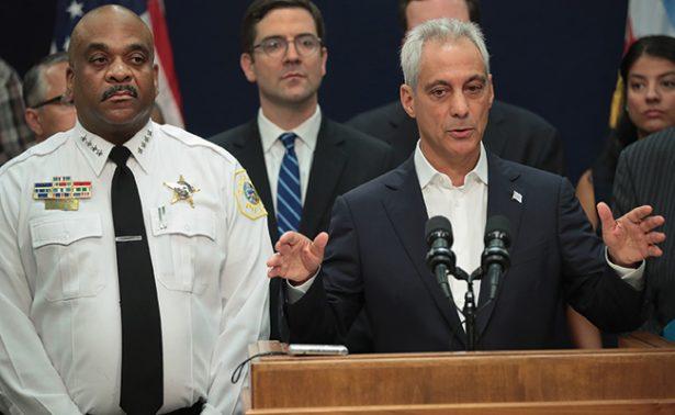 Chicago defenderá las ciudades santuario