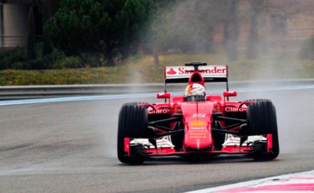 #Video Sebastian Vettel sufre  aparatoso accidente