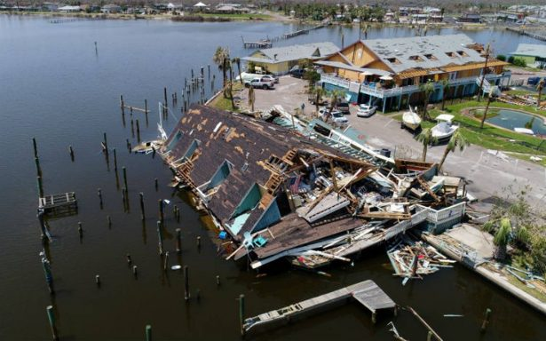 """Suiza advierte a EU de más desastres como """"Harvey"""" si no descarboniza economía"""