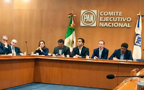 PAN, PRD y MC firman hoy ante INE cartas para Frente Amplio