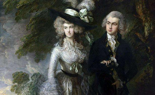 En la National Gallery, un hombre rasgó cuadro de Gainsborough