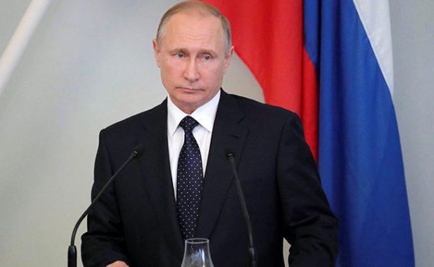 Putin hablará hoy sobre Siria con Trump y el rey de Arabia Saudí