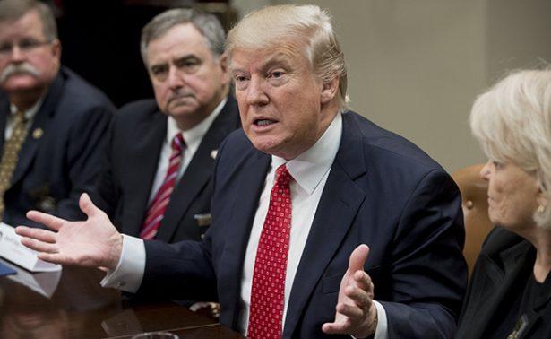 Estamos representados si veto migratorio llega al Supremo: Trump