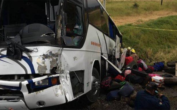 Conmoción entre la población de Altamira por accidente del equipo de futbol