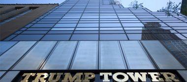 Revelan millonario gasto del gobierno de Estados Unidos en la Torre Trump
