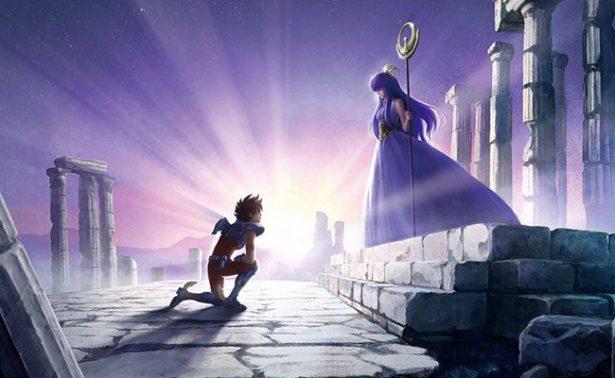 """¡Atención fans! Netflix prepara remake de """"Los Caballeros del Zodiaco"""""""