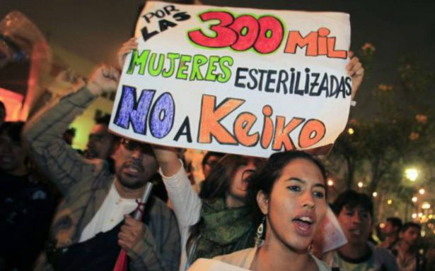Fujimori esterilizó forzosamente a 236 mil mujeres en Perú, denuncian
