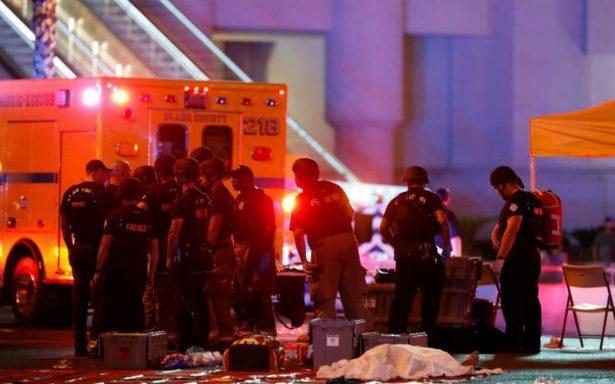 Novia del atacante de Las Vegas vuelve a EU, lugar donde FBI la esperaba