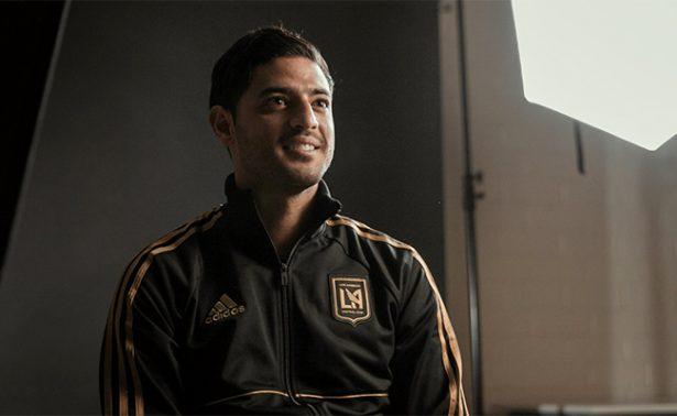 Los Ángeles Football Club le da la bienvenida a Carlos Vela