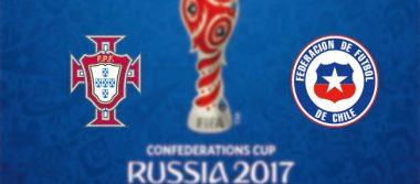 Portugal y chile disputan la semifinal de la Confederaciones