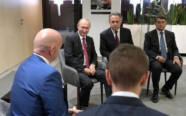 Rusia reitera su intención de cumplir con la Copa del Mundo 2018