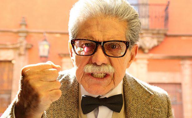Héctor Bonilla, 78 primaveras