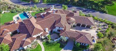 Britney Spears vende su lujosa mansión de California
