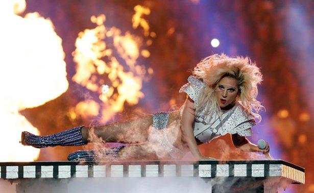 Lady Gaga no supera a Katy Perry en el Super Bowl